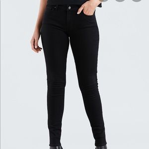 New with tags Pacsun black skinny jeans size 26